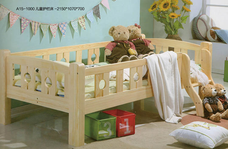 松木家具儿童房系列